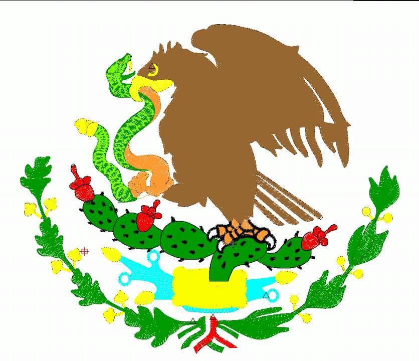 escudo mexico YouTube
