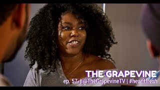 THE GRAPEVINE | Season 2 | Ep 57 (2/2) DEAR WHITE PEOPLE REVIEW