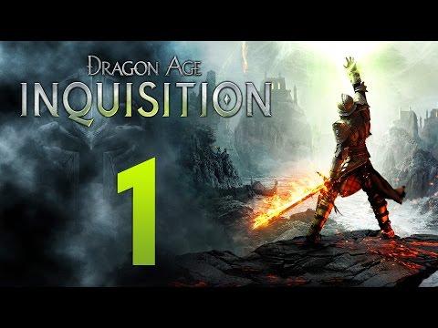 Прохождение Dragon Age Inquisition — Часть 1: Начало Легенды