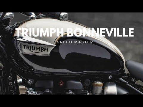 2019 Triumph Bonneville Speedmaster Price Youtube