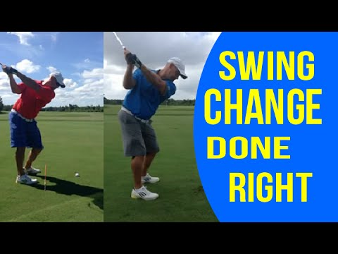 How To Improve Your Golf Swing - 4 Steps