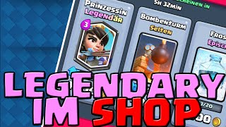 LEGENDARY IM SHOP - UPDATE NEWS ★ CLASH ROYALE ★ GERMAN HD DEUTSCH ★(Update News: http://forum.supercell.net/showthread.php/1112866-Consistency-At-The-Top ▻ Abonnieren: http://goo.gl/ul8w6S ▻ Günstige Spiele: ..., 2016-04-27T16:56:17.000Z)