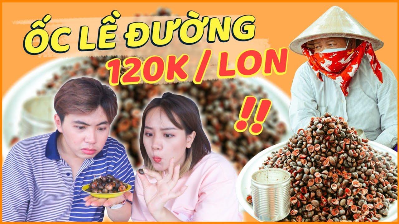 HNAG - Sự thật Ốc lề đường 120K/ 1 Lon MẮC CHƯA TỪNG CÓ !!!!