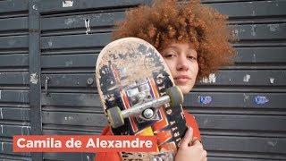 #hellomoto | Camila de Alexandre: a maquiadora e skatista que é sucesso no Instagram