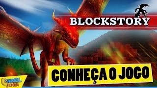 Block Story: Conheça o Jogo - Em português