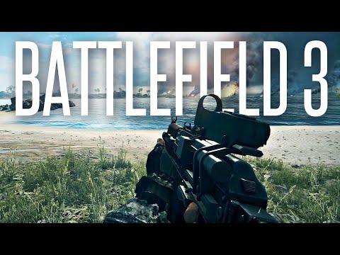BATTLEFIELD 3 IS STILL INCREDIBLE - Battlefield 3 Steam Release Gameplay 2020