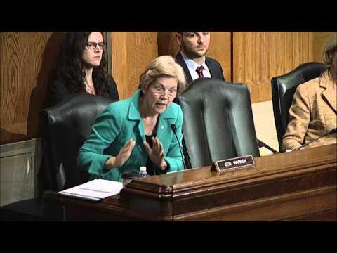 Senator Elizabeth Warren - Hearing on the NLRB
