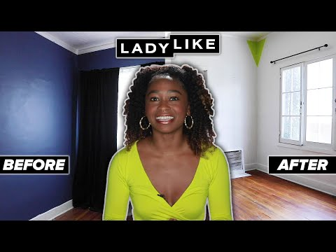 Freddie Gives Her New House An Extreme Makeover • Moving Series: Part 2 • Ladylike