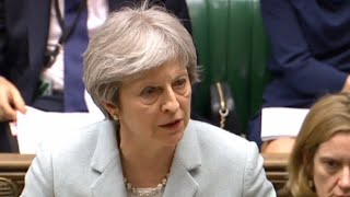 Theresa May: 'largest collective expulsion of Russian intelligence officers in history'