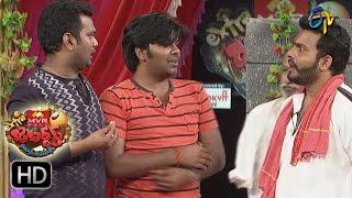 Sudigaali Sudheer Performance | Extra Jabardsth | 20th January 2017| ETV  Telugu