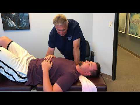 """We've Got The Best """"Crack"""" In The Business At Advanced Chiropractic Relief"""