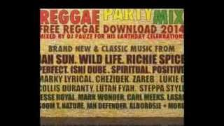 REGGAE PARTY MIX 2014