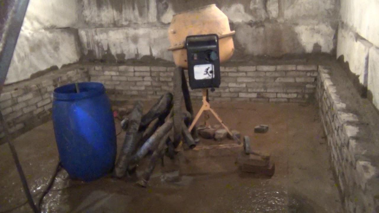 Как сделать гидроизоляцию видео