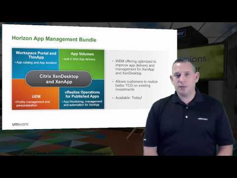 Sales 101 - VMware End User Computing Update