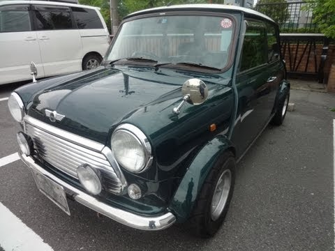 Tom Here Is Your Car1998 Mini Cooper S For Sale Tokyo Japan Youtube