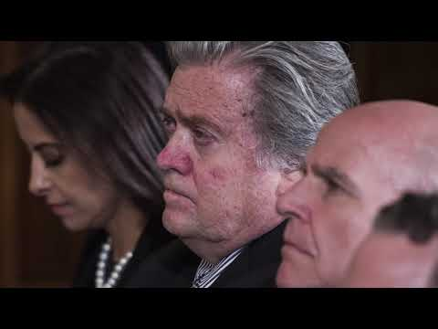 Why Stephen Bannon
