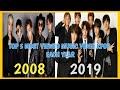 TOP 5 MOST VIEWED MUSIC VIDEO KPOP EACH YEAR ( 2008  -  2019 )