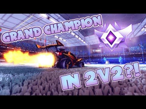 GRAND CHAMPION IN 2V2?! | Rocket League ITA| #3 thumbnail