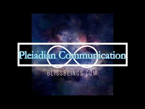 Personal Channeling Session with the Pleiadians