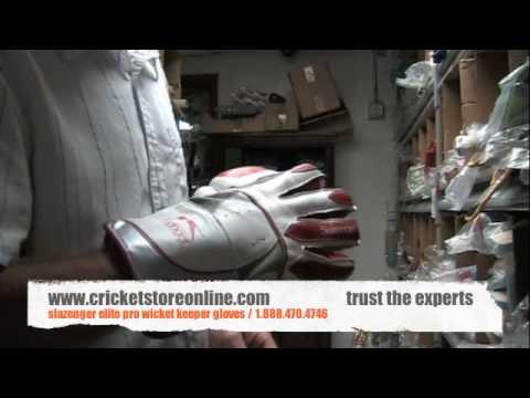 Slazenger Elite Pro Wicket Keeper Gloves
