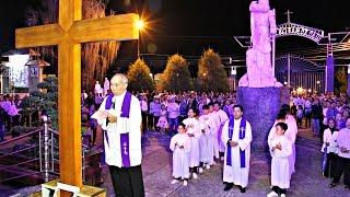 14 CHẶNG ĐÀNG THÁNH GIÁ CHÚA GIÊSU (tại Giáo xứ Tân hà) 2017.
