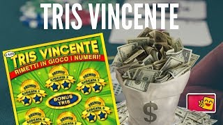 Gratta e Vinci   Tris Vincente   SPECIALE DOMENICA 8