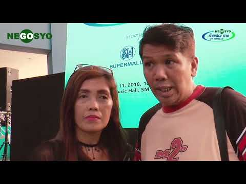 Mentor Me On Wheels - Fe and Manuel Santillan, Distributor of Probiotics Delight