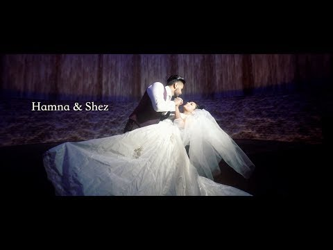 Hamna & Shez Wedding Teaser in Houston