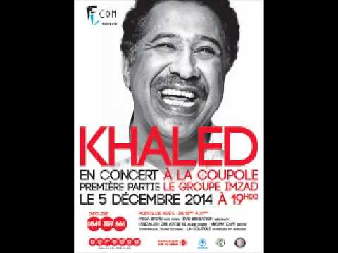 Cheb Khaled - Concert 2014 AUDIO [La Coupole / Alger ] - Live radio الشاب خالد