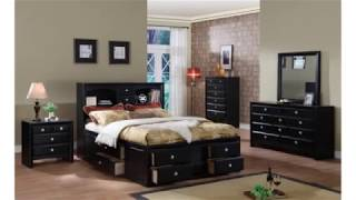 Best Suitable Paint Colors For Bedroom With Dark Furniture