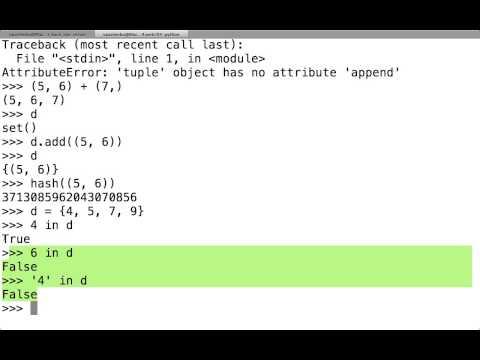 Веб-программирование на Физтехе, лекция 3, часть 1: Python