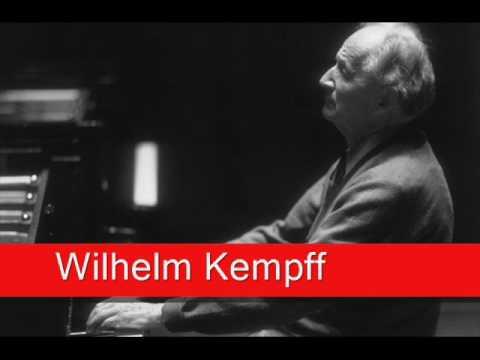 Wilhelm Kempff: Gluck, 'La Plainte d'Orphée'