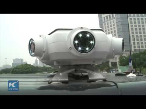 New armored police vehicles put into use for China-ASEAN Expo