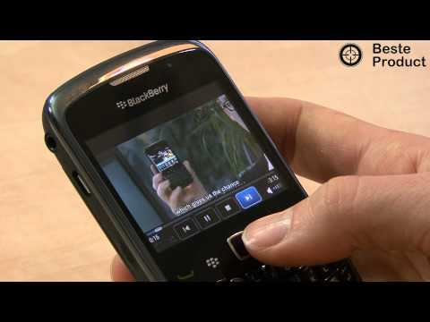 Blackberry Curve 9300 3G review