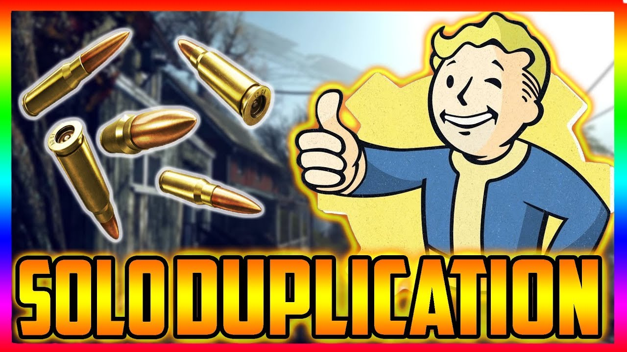 Fallout 76 New Solo Duplication Glitch After January 2nd