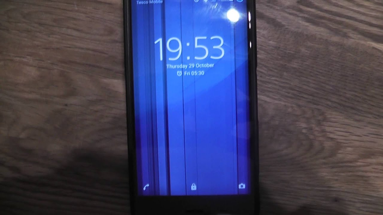 Sony xperia z3 display issue youtube sony xperia z3 display issue ccuart Image collections