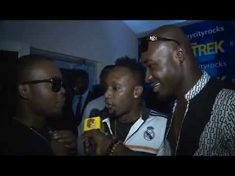 HIP TV NEWS - CHECK OUT THIS FUNNY SKIT FROM OLAMIDE, KCEE AND MR SONGZ