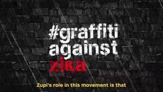 Zupi: #GraffittiAgainstZika