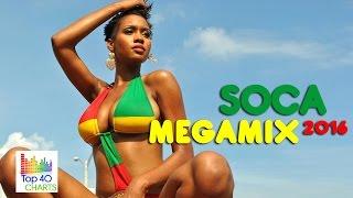 SOCA 2016 - MEGAMIX HD - 100% CARIBBEAN HITS: Soca, Reggae, Dancehall, Dub