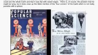 la science de l'énergie libre rejoint le front d'information de la terre plate/VO