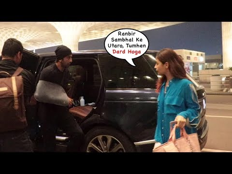 Alia Bhatt Shows LOVE & CARE For Injured Ranbir Kapoor | Fly To Manali With Him For Brahmastra Shoot Mp3