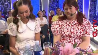 Repeat youtube video Mirk iš juoko! - scenoje Rūta ir Merūnas (16 laida)