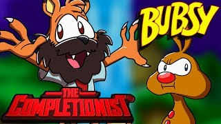 Bubsy in Claws Encounters of the Furred Kind | The Completionist