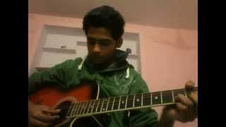 Aahatein - Splitsvilla Theme Song | Cover By Udit Shandilya
