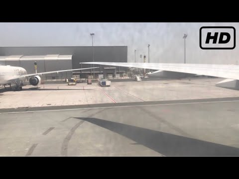 AWESOME Takeoff From Dubai International Airport (DXB)- Emirates (HD) (60FPS)
