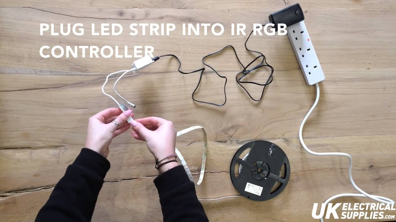 how to use the ansell lighting avled kit led strip kit by uk studio wiring diagrams how to use the ansell lighting avled kit led strip kit by uk electrical supplies