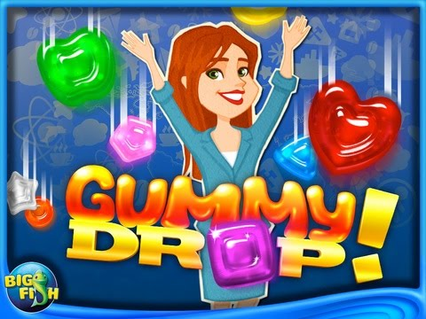 Gummy drop big fish games gameplay video ios android for Big fish games android