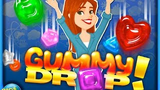 Gummy Drop!  Big Fish Games  Gameplay Video Ios / Android Igv