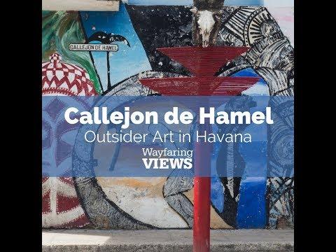 Callejon de Hamel: Outsider Art in Havana