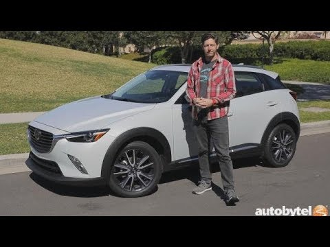 2018 mazda cx 3 test drive video review youtube. Black Bedroom Furniture Sets. Home Design Ideas